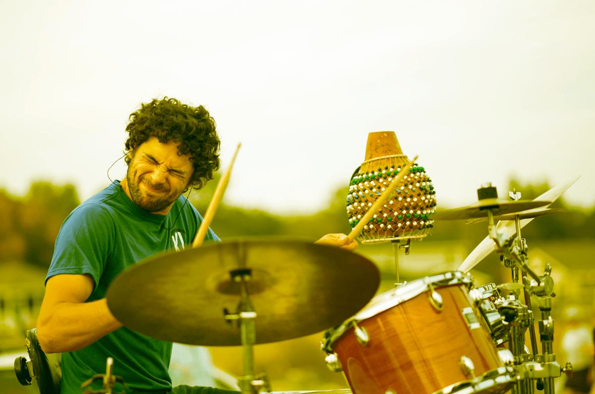 Diali's drummer