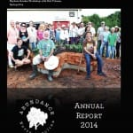 Annual Report cover 2014