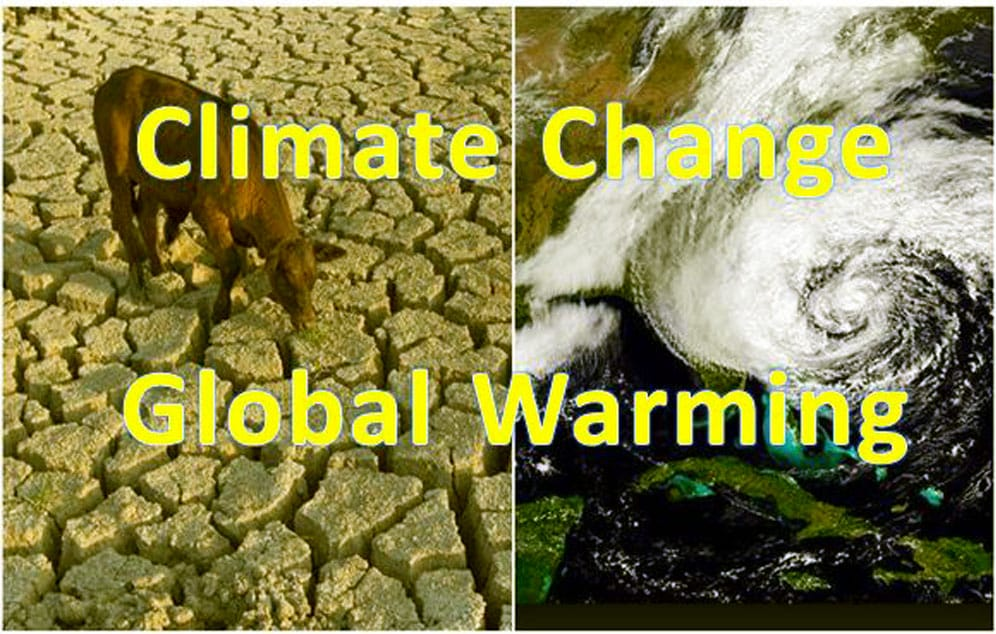 climate change environmental degradation water scarcity threaten climate change global warming