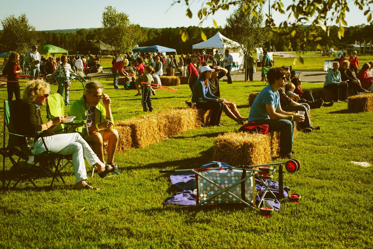 A scene from the fest. Photo by D.L. Anderson.