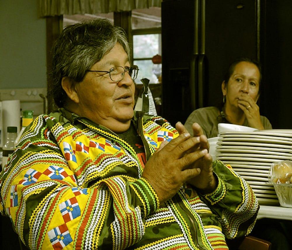 Indigenous Peoples Unite to Stop Genetically Engineered Trees