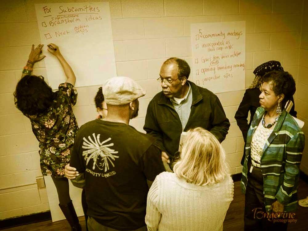 Ten ideas for creating cooperative local economies