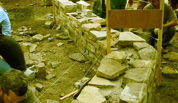 Become Your Own Stone Mason