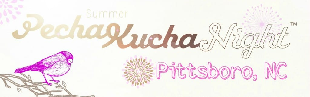 Summer Pecha Kucha Night 2015