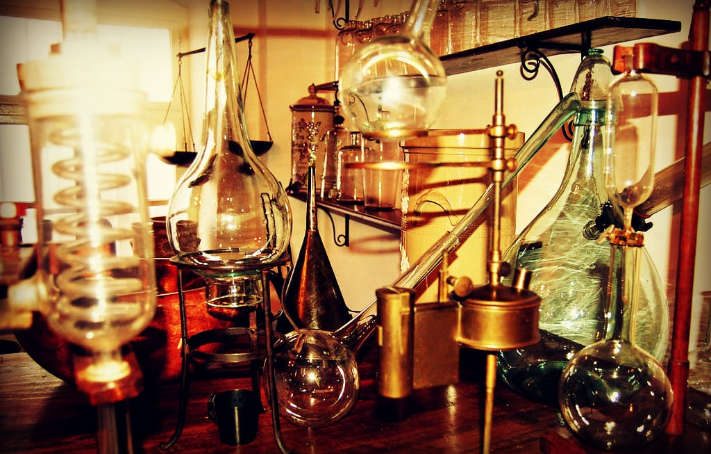 apothecary lab 2
