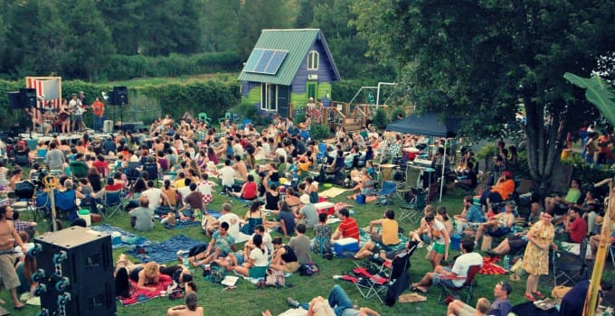 Concerts for a Cause to Benefit Pickards Mountain Eco-Institute