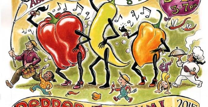 The 8th Annual Amazing Pepper Festival