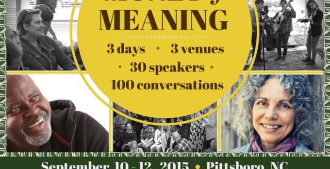 Money & Meaning Summit