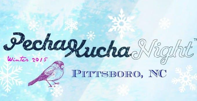 Pecha Kucha – Winter 2015