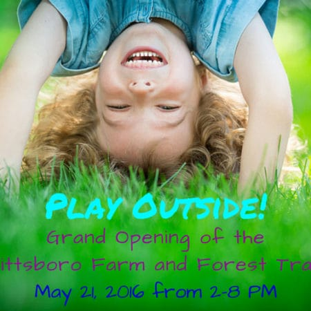 PLAY OUTSIDE! 2 trail Event page