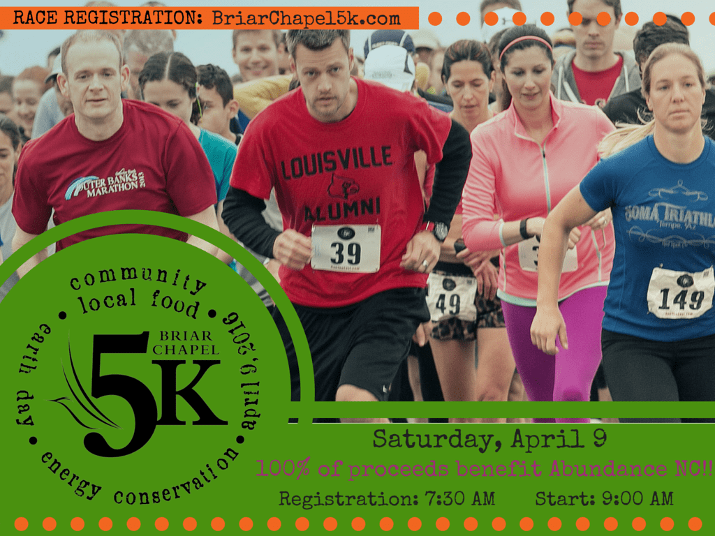 Earth Day 5K – 2016