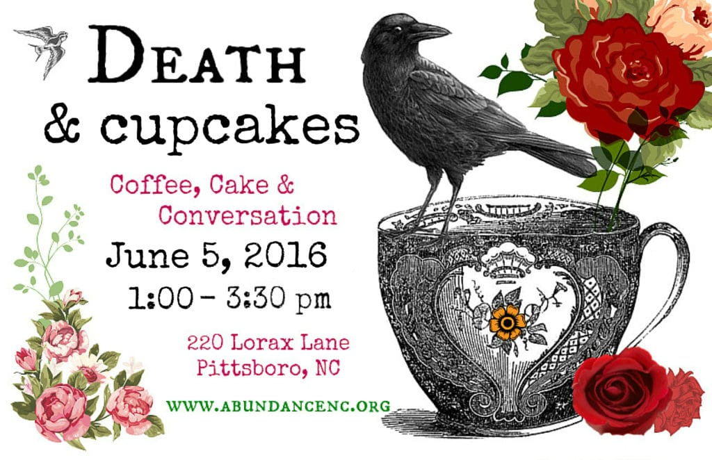 Death and Cupcakes – Spring 2016