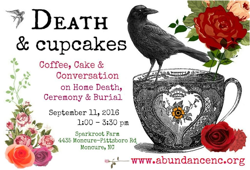 Death and Cupcakes – Summer 2016
