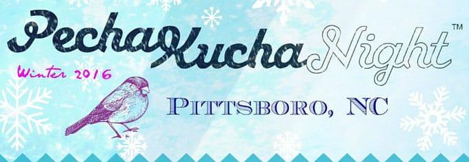 Pecha Kucha – Winter 2016