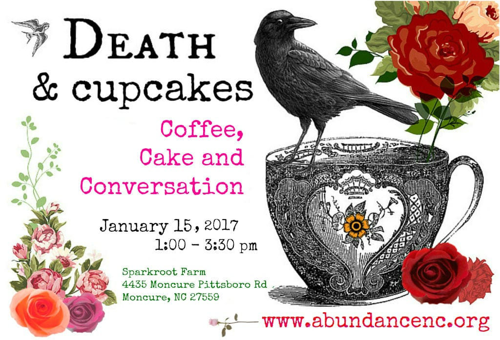 DEATH ACROSS CULTURES – Death and Cupcakes – Winter 2017