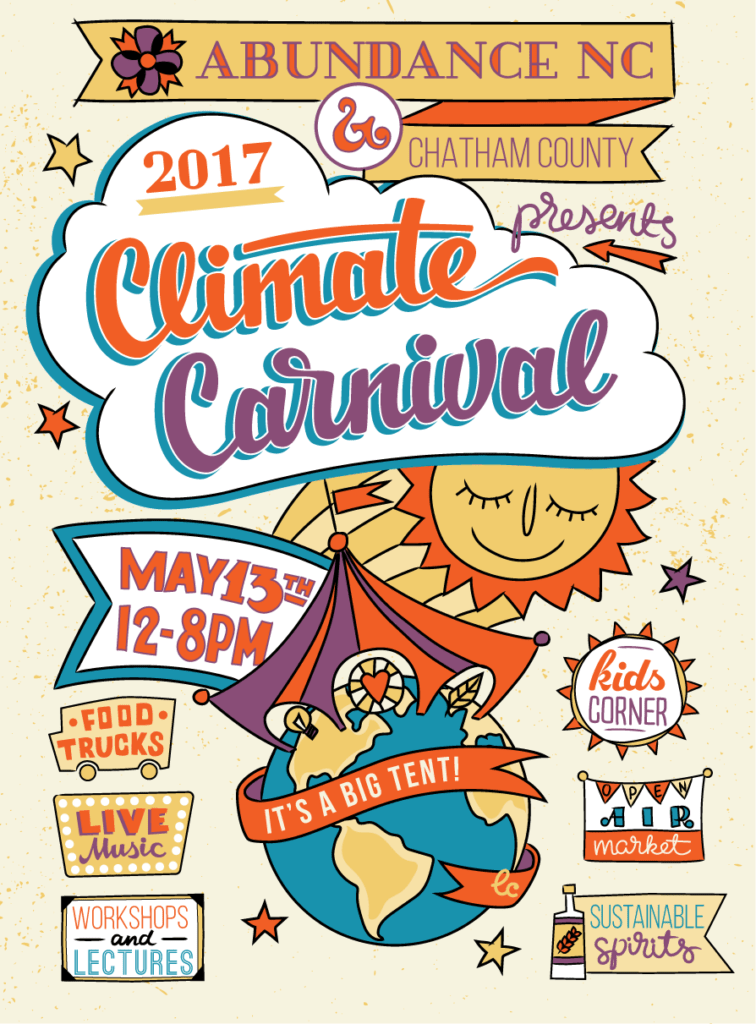 """Climate Carnival – """"Its a Big Tent!"""""""
