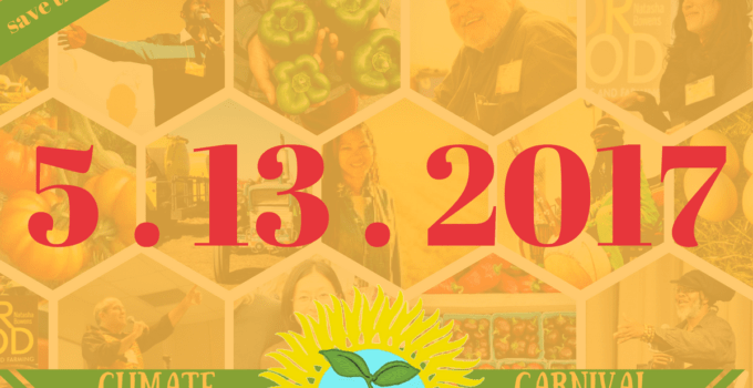 Save the Date: Climate Change Carnival