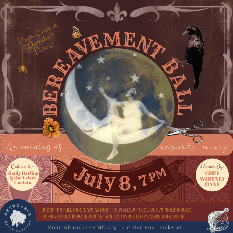 Bereavement Ball – Dead Pets & Onions