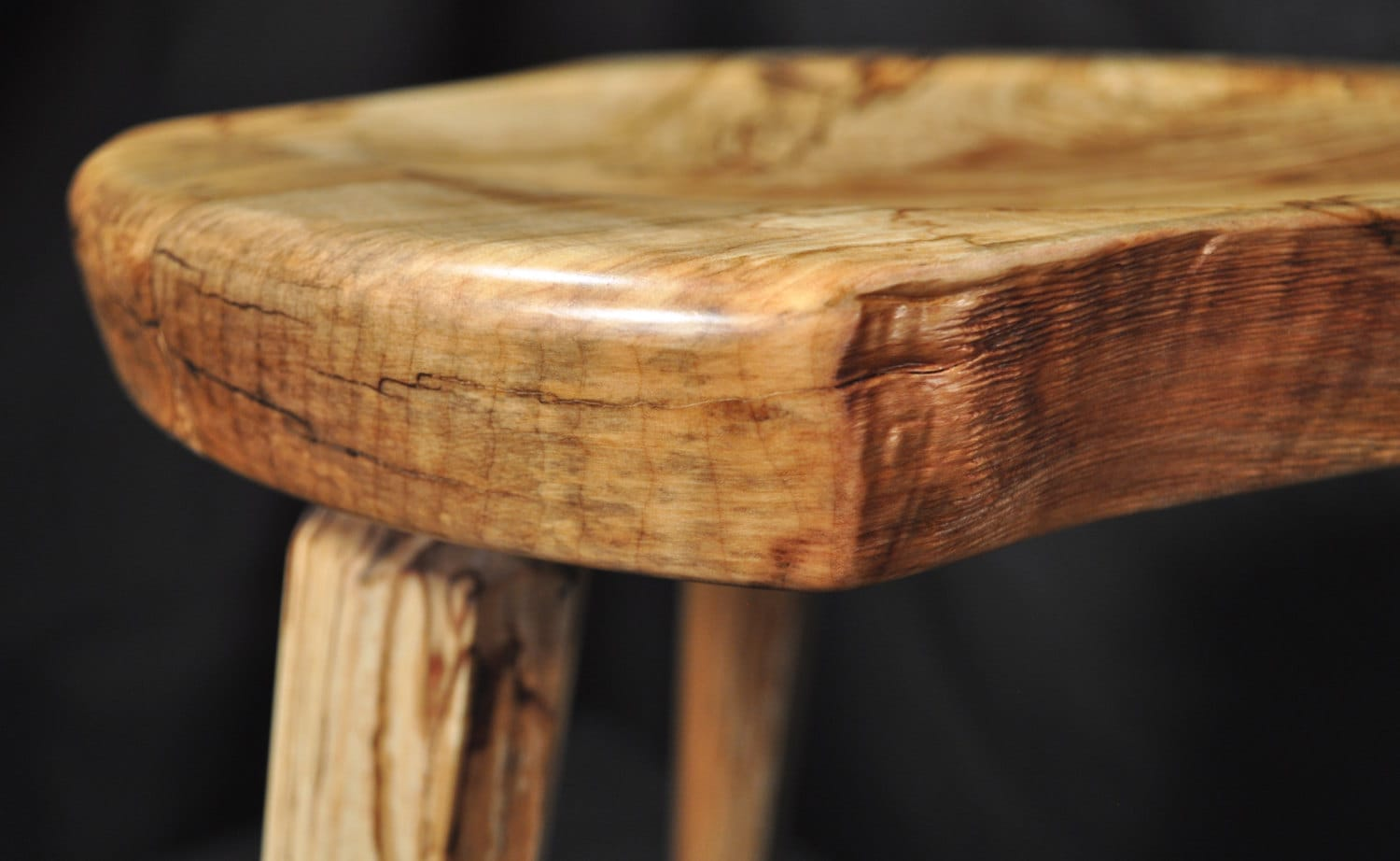 On mental illness the three legged stool carved by drunk