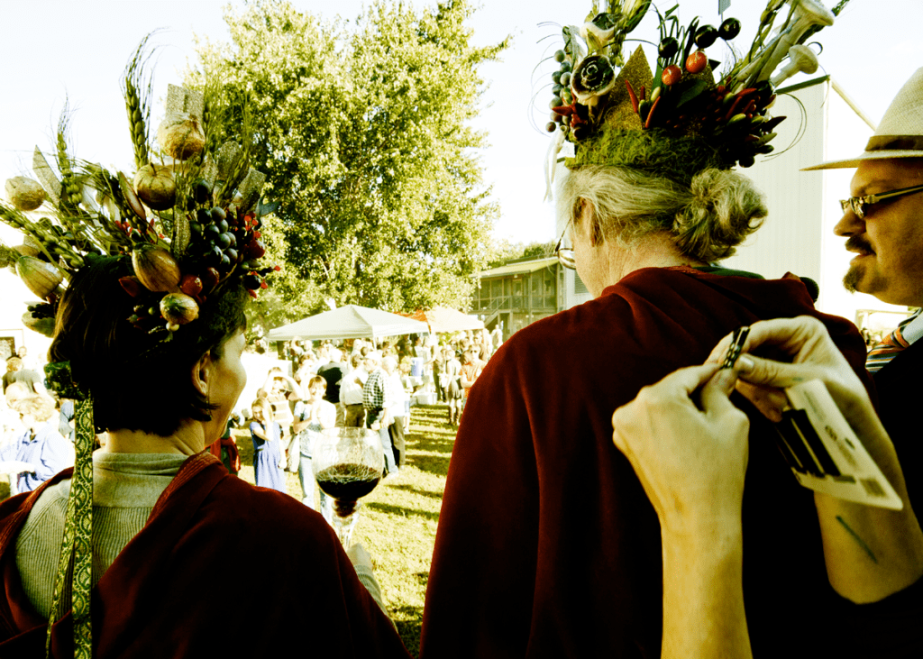 Crown History of Pepper Festival