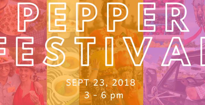The 11th Annual Amazing Pepper Festival