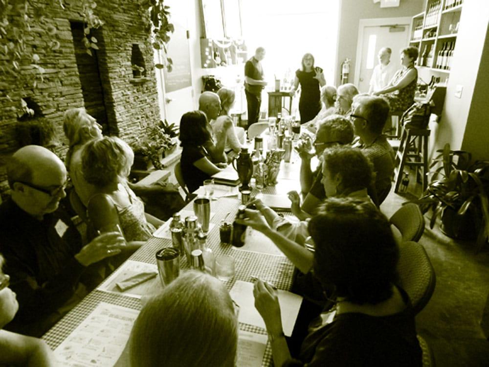 Drink 'n Think: Cocktail Alchemy Workshop