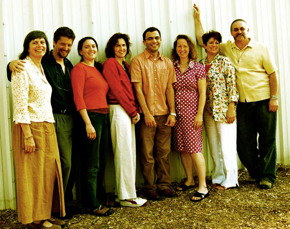 Founding Board of Directors and First Board meeting: 2007