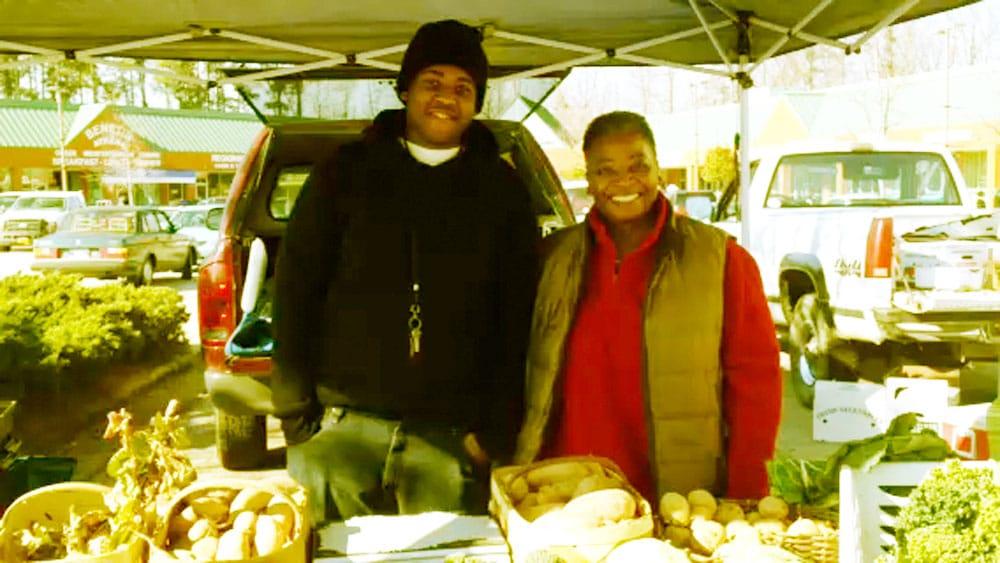 4M Farm contributes to the Farmer Foodshare POP Market.