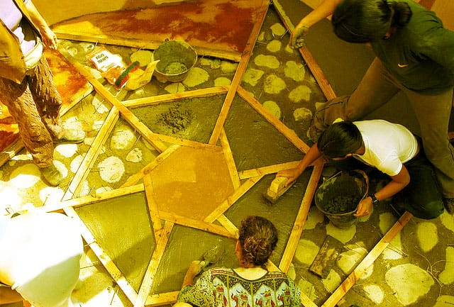 star-floor