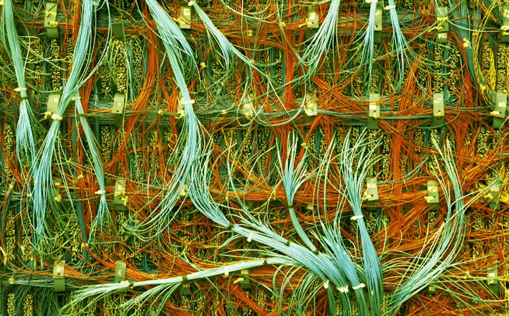 Let my data go: the supercomputer Illiac IV. (Mark Richards / Core Memory Project)