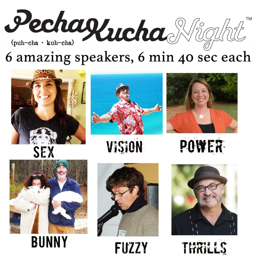 Spring Pecha Kucha Night 2015