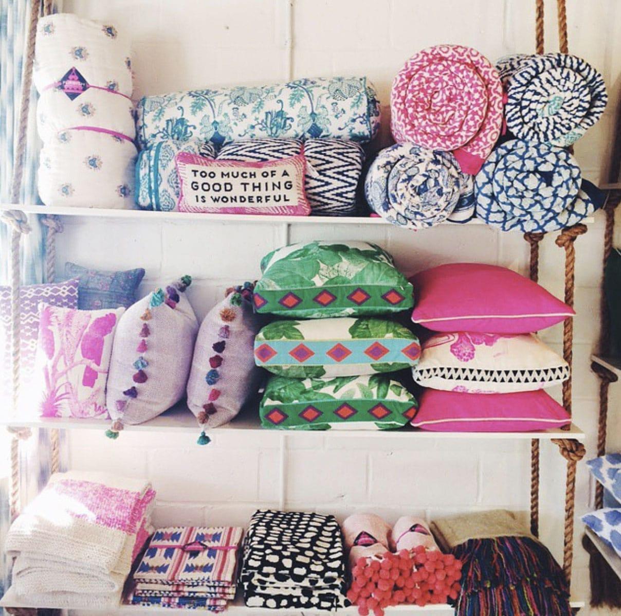 So. Many. Good. Pillows.
