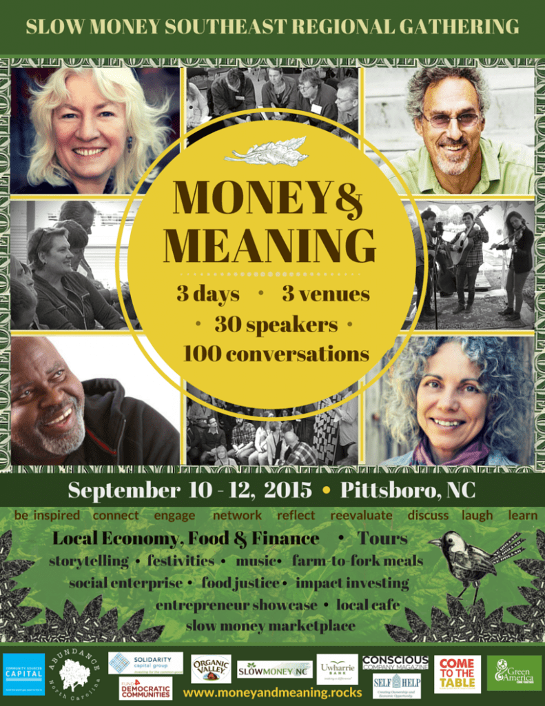Money & Meaning Summit
