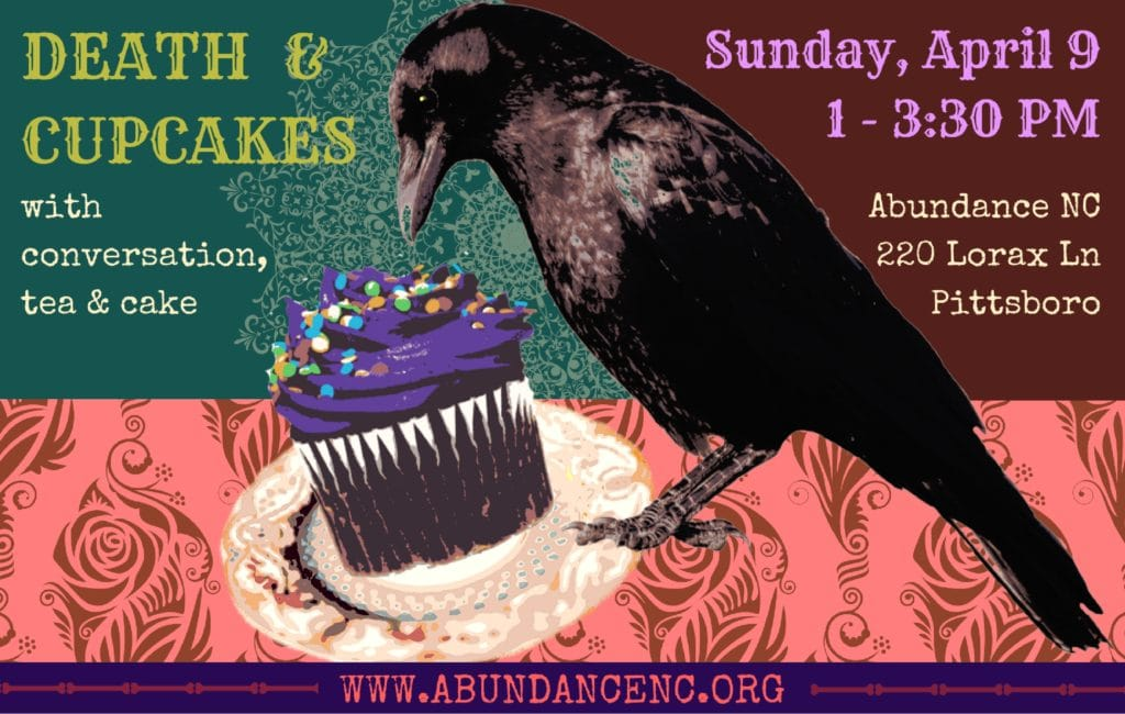 Death & Cupcakes – Living Wills – Spring 2017
