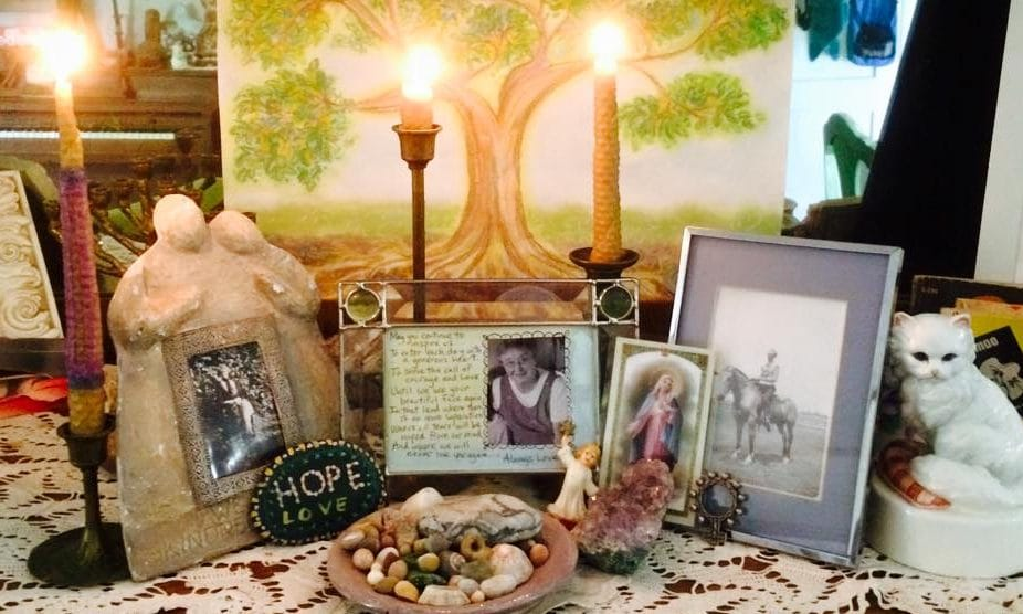 Little Altars: A Practical Way to Honor Your Ancestors