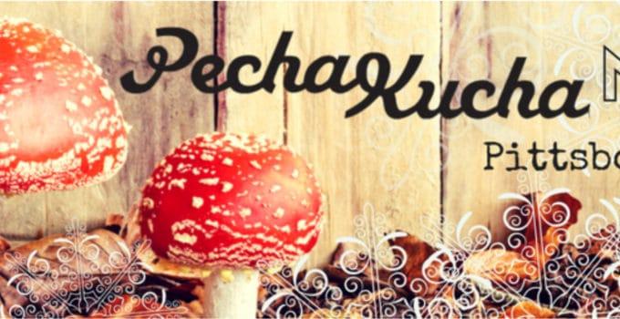 Pecha Kucha, Winter 2019