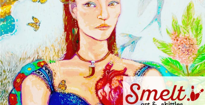 Smelt Art and Skittles Show @ Think Again:Love – Meet the Artists!