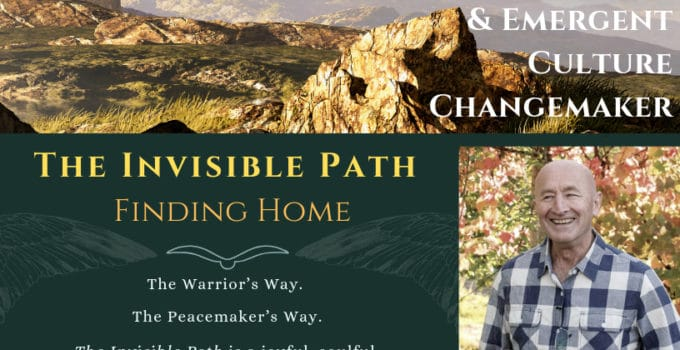 The Invisible Path – Finding Home – Weekend with Mac Macartney at Sparkroot